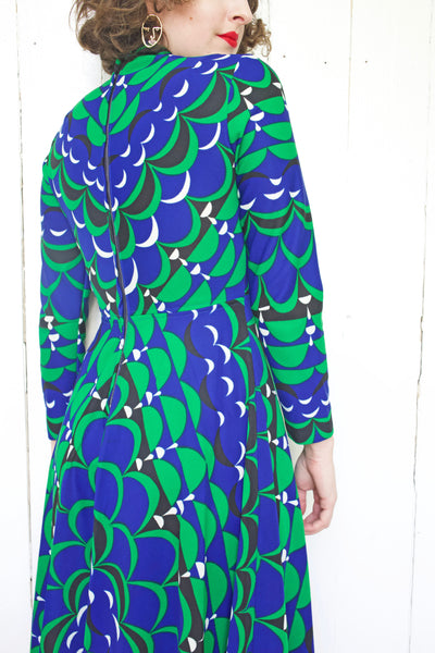Amazing Graphic Print Dress | Small