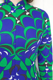 SOLD Amazing Graphic Print Dress | Small