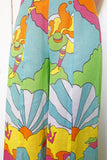 Rare Peter Max Print Jumpsuit | Small