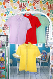 SOLD Colorful 70s Button Downs | Small