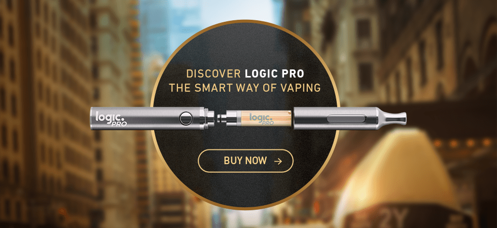 Vapers&Papers.com Asks: What separates the LOGIC Pro vape from other electronic cigarettes?