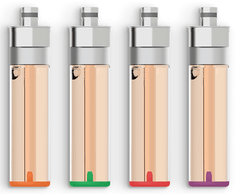 Capsule Cartridge Tanks