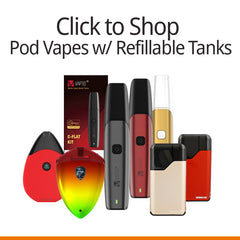 Vapers&Papers.com - Shop Pod Vape Devices w/ Refillable Pod Tanks