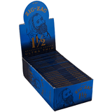 Zig Zag Blue Ultra Thin 1 1/2 Rolling Paper - 24 Count Box - vapersandpapers.com