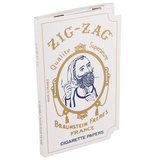 Zig Zag White Single Wide Rolling Paper - 32-Leaf Single Booklet - vapersandpapers.com