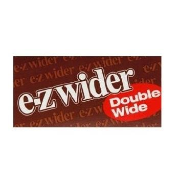 E-Z Wider Double Wide Rolling Paper - 24-Leaf Single Booklet - vapersandpapers.com