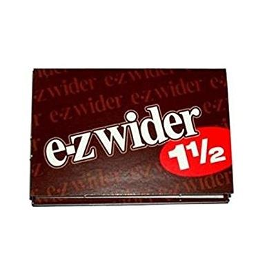 E-Z Wider 1 1/2 Rolling Paper - 24-Leaf Single Booklet - vapersandpapers.com