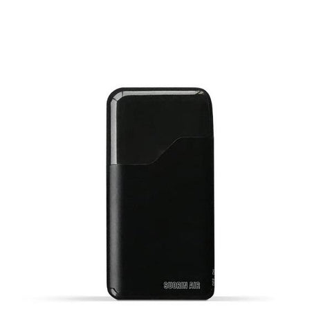 Suorin Air V2 Pod Vape Device Kit - Refillable Pod Vaporizer (Black) - vapersandpapers.com
