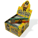 Bob Marley King Size Rolling Papers - 50 Count Box - vapersandpapers.com