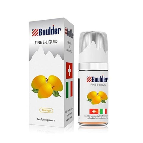 Boulder e-Liquid - Mango - vapersandpapers.com