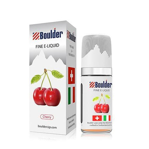 Boulder e-Liquid - Cherry - vapersandpapers.com