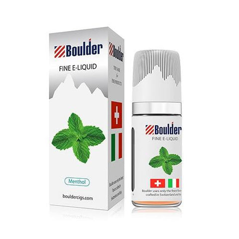 Boulder e-Liquid - Menthol - vapersandpapers.com