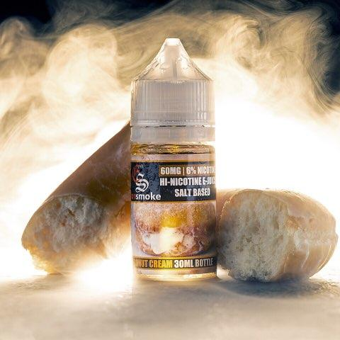 eonsmoke Nicotine Salt-Based e-Liquid - Donut Cream - vapersandpapers.com