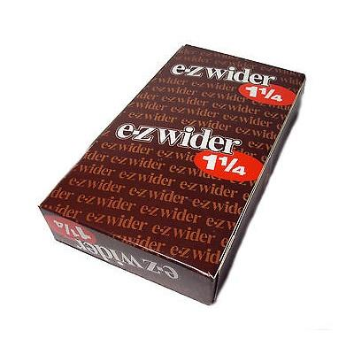 E-Z Wider 1 1/4 Rolling Paper - 24 Count Box - vapersandpapers.com