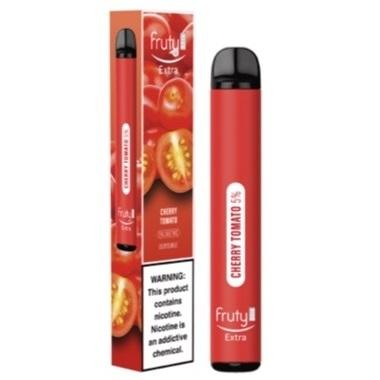 Fruyt (Fruty) STIK Extra Edition 3.0mL Disposable Pod Vape - 5% Salt Nicotine - Cherry Tomato (1 Pack) - vapersandpapers.com