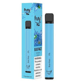 Fruyt (Fruty) STIK Plus Edition 3.5mL Disposable Pod Vape - 5% Salt Nicotine - Blue Razz (1 Pack) - vapersandpapers.com