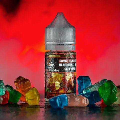 eonsmoke Nicotine Salt-Based e-Liquid - Gummy Bear - vapersandpapers.com