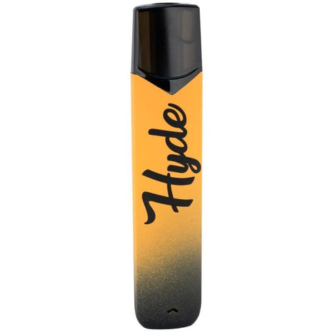 Hyde Color Edition 1.6mL Disposable Pod Vape - 2.5% or 5% Salt Nicotine - Peach Mango Watermelon (1 Pack) - vapersandpapers.com