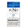 JUNO Signature (Capricorn) Pod Tanks - 1.8%, 3.6% or 4.8% Salt Nicotine - Strawberry Ice (4 Pack) - vapersandpapers.com
