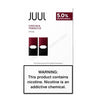 JUUL 0.7mL Pod Tanks - 3.0% or 5.0% Salt Nicotine - Virginia Tobacco (2 Pack) - vapersandpapers.com