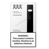 JUUL Pod Vape Device Kit - Pod Vaporizer (Limited Edition - Onyx Black) - vapersandpapers.com