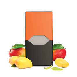 JUUL Pod Cartridge Refills - Mango (4 Pack)
