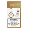 MYLE V3 0.9mL Pod Tanks - 5% Salt Nicotine - Menthol Smooth (2 Pack)