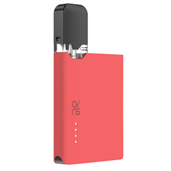 ovns jc01 JUUL Compatible Pod Vape Device Kit - Refillable Pod Vaporizer (Red)