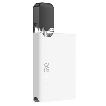 ovns jc01 CBD Oil/ JUUL Compatible Pod Vape Device Kit (White)