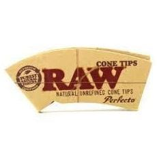 RAW Perfecto Cone Tips - 32-Tips Single Packet