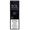 SOL 1.0mL Disposable Pod Vape - 5% Salt Nicotine - Mystery Pop (1 Pack) - vapersandpapers.com