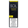 SOL 1.0mL Disposable Pod Vape - 5% Salt Nicotine - Lemonade Grenade (1 Pack) - vapersandpapers.com