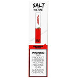 SALT KULTURE STIK 1.3mL Disposable Pod Vape - 5.8% Salt Nicotine - Iced Strawberry Watermelon (1 Pack) - vapersandpapers.com