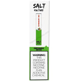 SALT KULTURE STIK 1.3mL Disposable Pod Vape - 5.8% Salt Nicotine - Iced Watermelon (1 Pack) - vapersandpapers.com