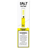 SALT KULTURE STIK 1.3mL Disposable Pod Vape - 5.8% Salt Nicotine - Pineapple Lemonade (1 Pack) - vapersandpapers.com