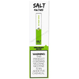 SALT KULTURE STIK 1.3mL Disposable Pod Vape - 5.8% Salt Nicotine - Sour Apple Ice (1 Pack) - vapersandpapers.com