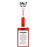 SALT KULTURE STIK 1.3mL Disposable Pod Vape - 5.8% Salt Nicotine - Strawberry (1 Pack) - vapersandpapers.com