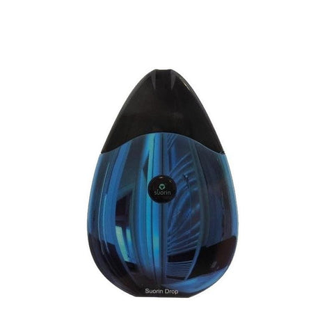 Suorin Drop Pod Vape Device Kit - Refillable Pod Vaporizer (Prism Blue) - vapersandpapers.com