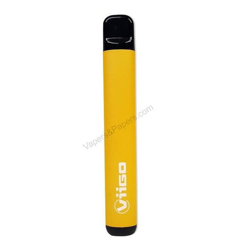 ViiGO 1.6mL Disposable Pod Vape - 5% Salt Nicotine - Mango Cocktail (1 Pack) - vapersandpapers.com