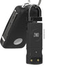 ZOD Smartphone (Micro USB/ USB-C) to JUUL Charger & Keychain Carry Case (Black) - vapersandpapers.com