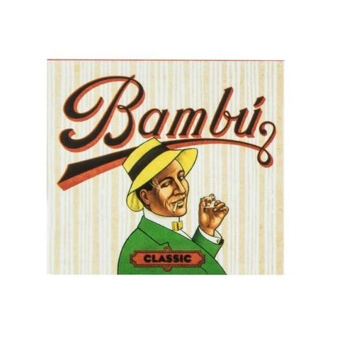 Bambú Classic 1 1/4 Rolling Papers - 33-Leaf Single Booklet - vapersandpapers.com