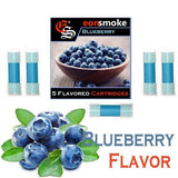 eonsmoke Cartomizer Tanks - Blueberry (5 Pack) - vapersandpapers.com