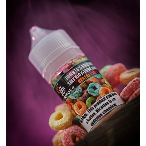 eonsmoke Nicotine Salt-Based e-Liquid - Cereal Loops - vapersandpapers.com