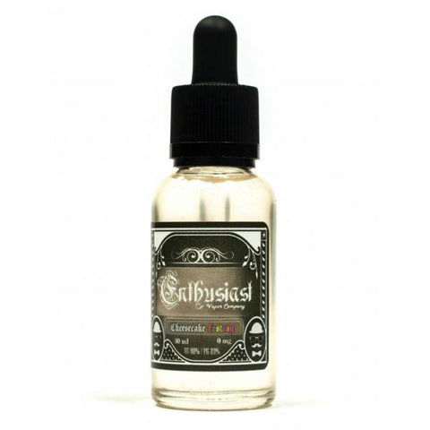 Enthusiast e-Liquid by Eonsmoke - Cheesecake Ecstasy - vapersandpapers.com