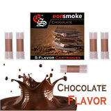 eonsmoke Cartomizer Tanks - Chocolate (5 Pack) - vapersandpapers.com