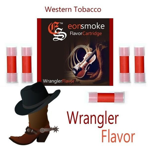 eonsmoke Cartridge Refills - Wrangler (5 Pack) - vapersandpapers.com
