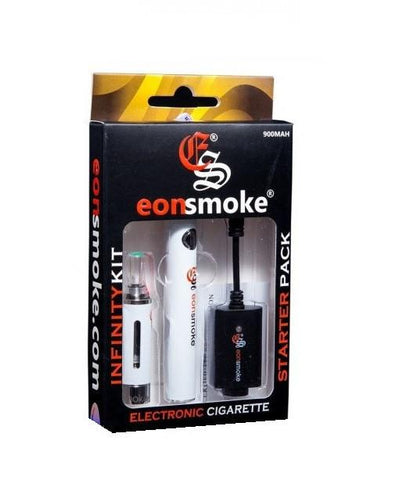 eonsmoke Infinity Kit - e-Liquid/Cartridge Vaporizer - vapersandpapers.com