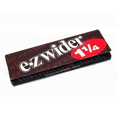 E-Z Wider 1 1/4 Rolling Paper - 24-Leaf Single Booklet - vapersandpapers.com