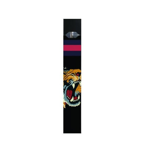 JUUL Compatible Skin/ Wrap (Eye of the Tiger) - vapersandpapers.com