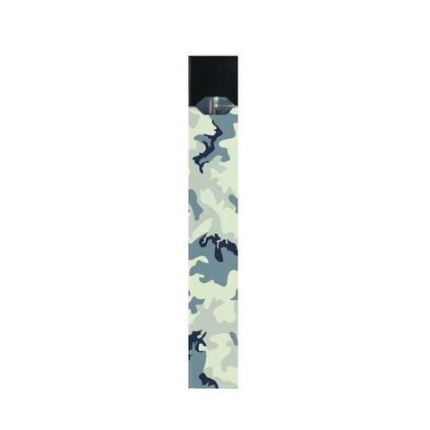 Juul Compatible Skin/ Wrap (Light Green Camo) - vapersandpapers.com